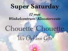 12 Mei 2018 Super Saturday Kloosterveste