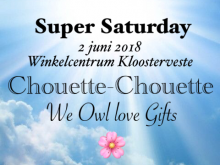 2 Juni 2018 Super Saturday Kloosterveste